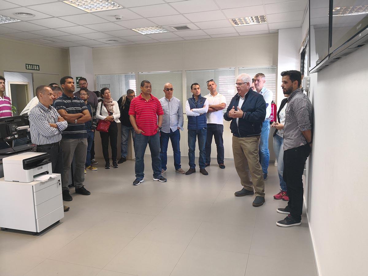 La Central Hidroeólica crece en experiencia y prestigio internacional