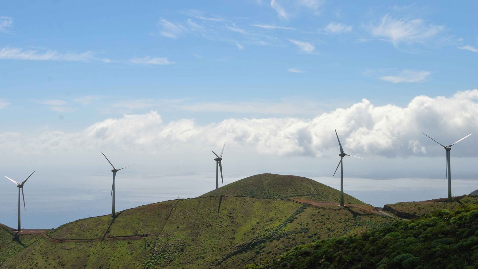 El Hierro achieves 24 consecutive days of supplying its electricity from 100% renewable energy