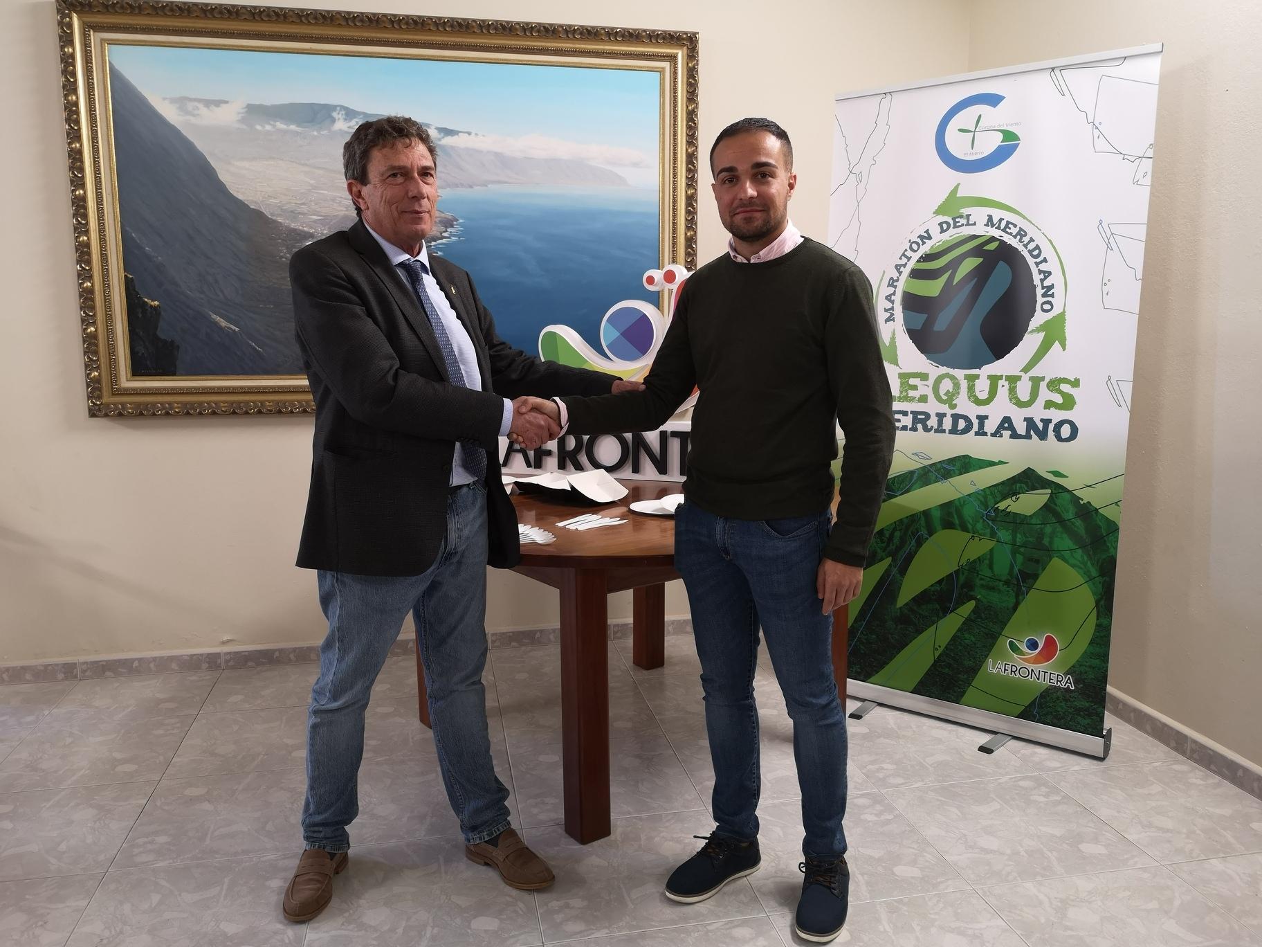 Gorona del Viento impulsa el programa Aequus Meridiano por su compromiso medioambiental