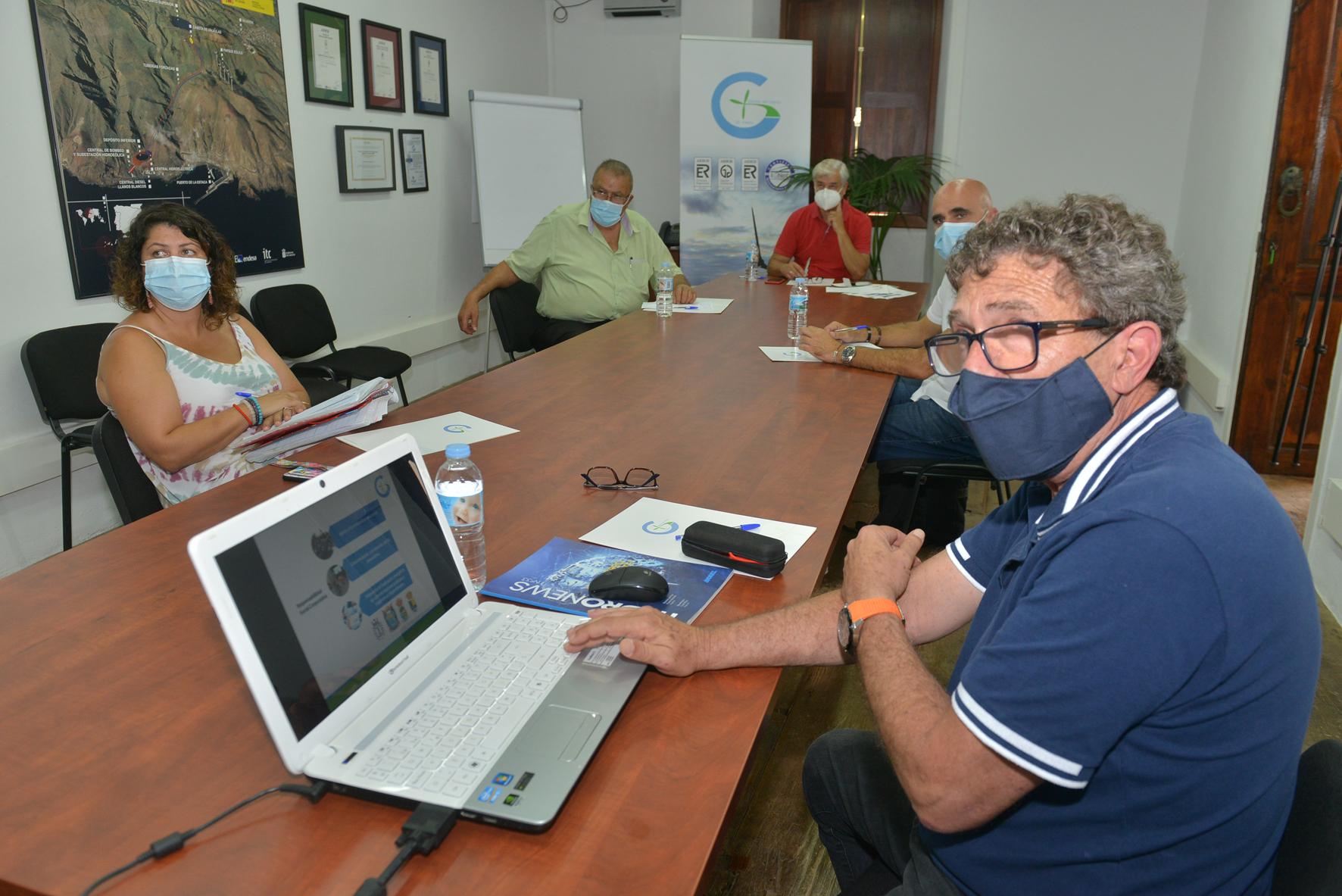 Gorona del Viento evaluará la eficiencia energética de las administraciones locales