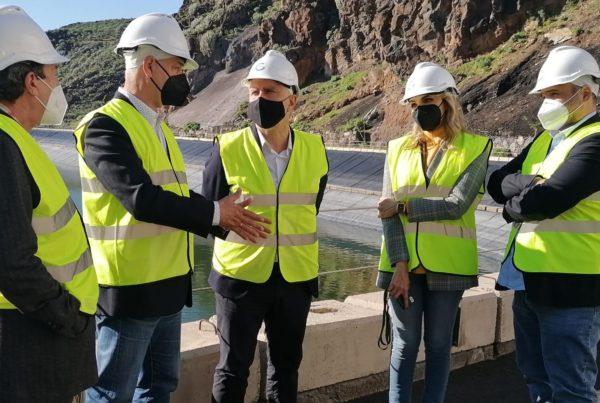 Visita Presidente Gobierno de Canarias 2021